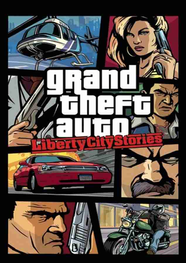 Descargar Grand Theft Auto Liberty City Stories [MULTI][DARKSiDERS] por Torrent