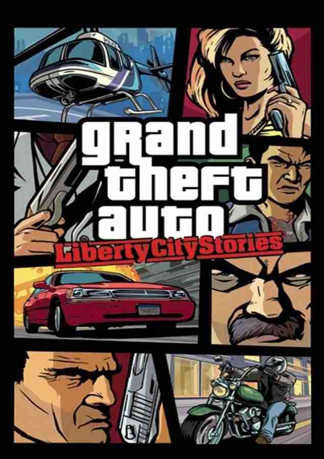 Descargar Grand Theft Auto Liberty City Stories [MULTI][DARKSiDERS] por Torrent
