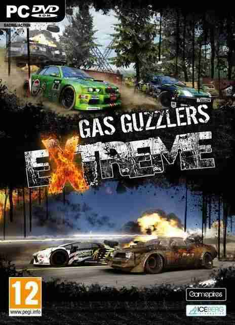 Descargar Gas Guzzlers Extreme [MULTi12][PROPHET] por Torrent