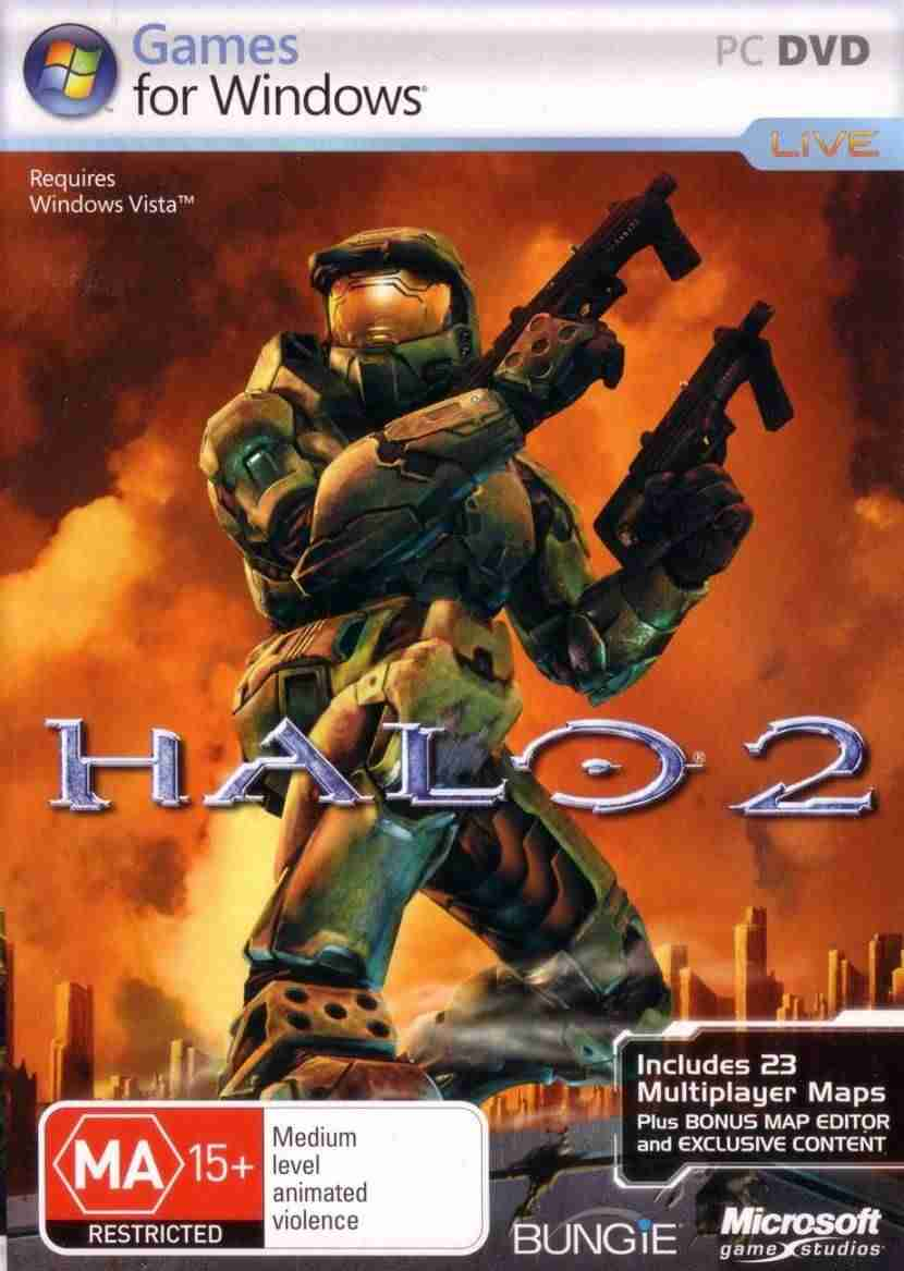 Descargar HALO 2 por Torrent
