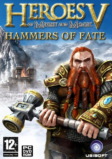 Descargar Heroes Of Might And Magic V Hammers Of Fate por Torrent
