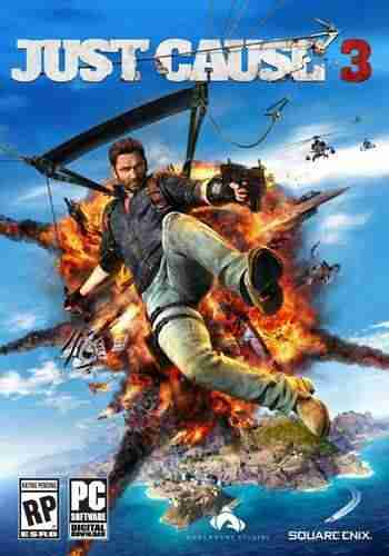Descargar Just Cause 3 [MULTI][CPY] por Torrent