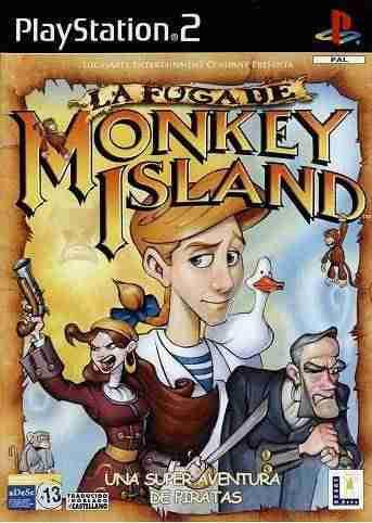 Descargar La Fuga De Monkey Island por Torrent