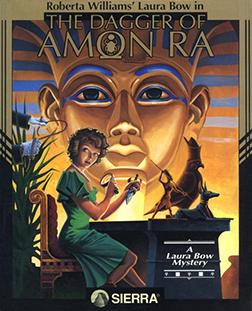 Descargar The Dagger of Amon Ra [ENG][I Know] por Torrent