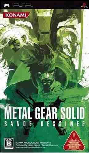 Descargar Metal Gear Solid Bande Dessinee por Torrent