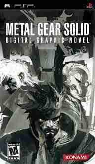 Descargar Metal Gear Solid Digital Graphic Novel por Torrent