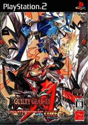 Descargar PS2 – Guilty Gear XX Accent Core Plus por Torrent