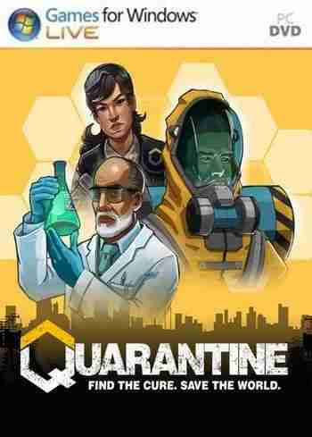 Descargar Quarantine [MULTI][CODEX] por Torrent