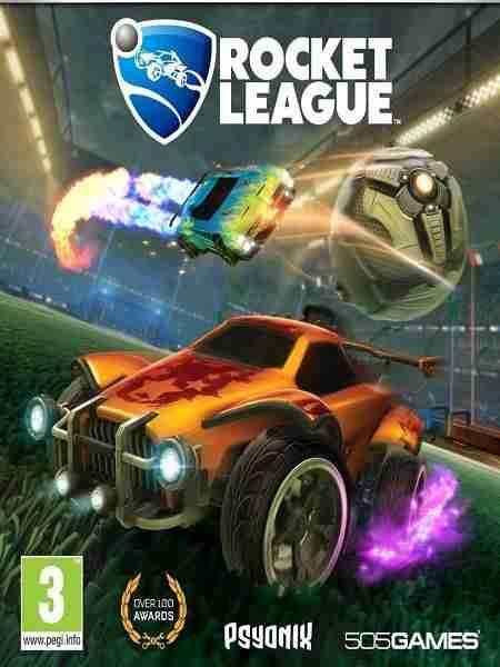 Descargar Rocket League Hot Wheels Edition [MULTI][SKIDROW] por Torrent