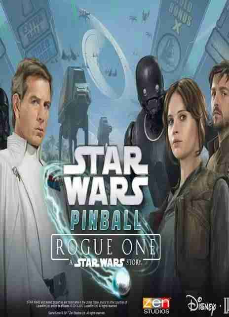 Descargar Star Wars Rogue One Pinball [MULTI][DUPLEX] por Torrent