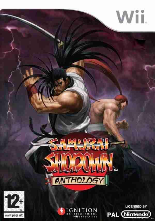 Descargar Samurai Shodown Anthology por Torrent