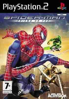 Spiderman Friend Or Foe [ Ps2 - ISO - Torrent ]