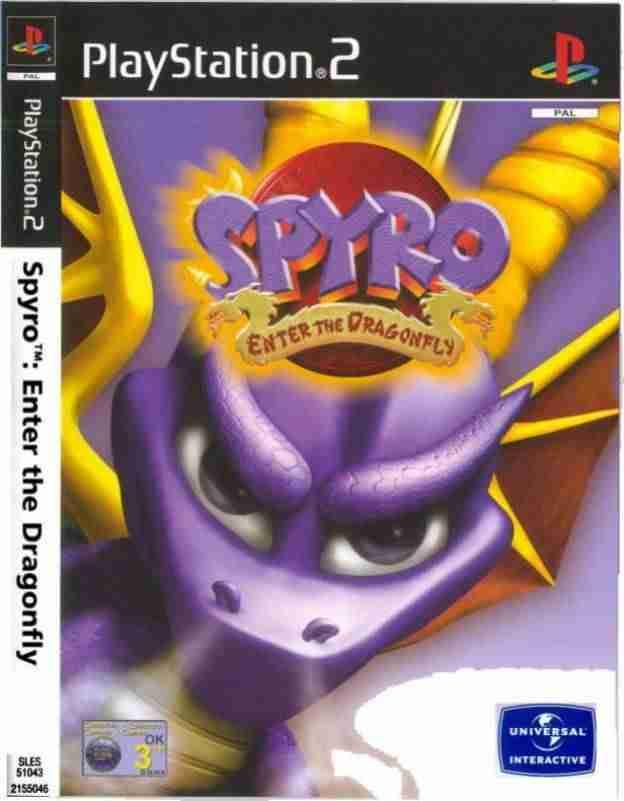Descargar Spyro Enter The Dragonfly por Torrent