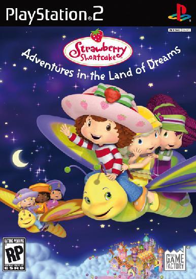 Descargar Strawberry Shortcake Sweet Dreams por Torrent