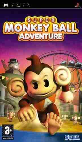 Descargar Super Monkey Ball Adventure por Torrent