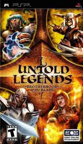 Descargar Untold Legends Brotherhood Of The Blade por Torrent
