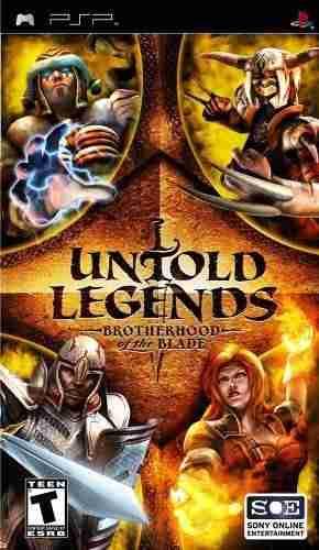Descargar Untold Legends Brotherhood Of The Blade por Torrent