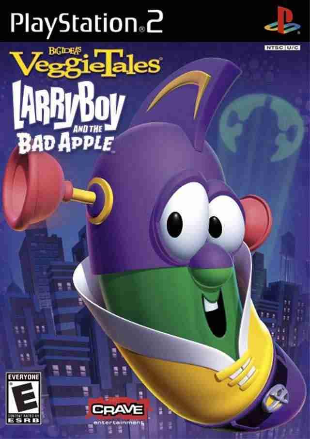 Descargar VeggieTales LarryBoy And The Bad Apple por Torrent