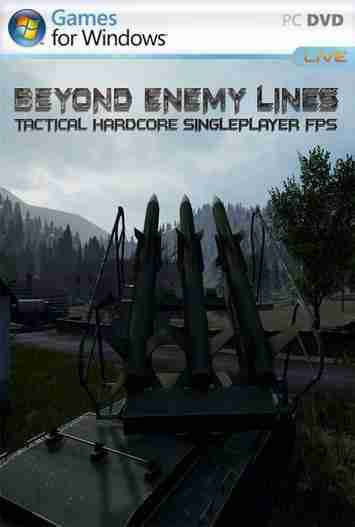 Descargar Beyond Enemy Lines [ENG][SKIDROW] por Torrent