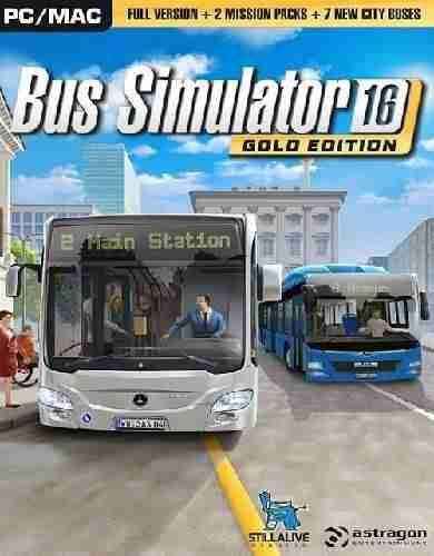 Descargar Bus Simulator 16 Gold Edition [MULTI][TiNY] por Torrent