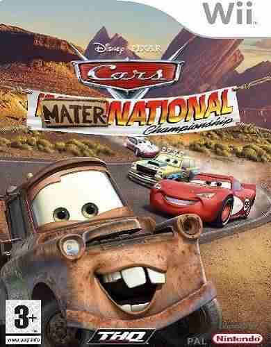 Descargar Cars Mater National Championship [MULTI2][PUSSYCAT] por Torrent