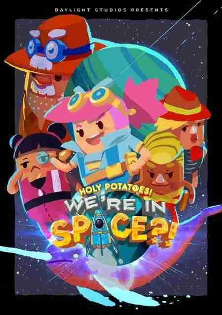 Descargar Holy Potatoes We re in Space [ENG][Razor1911] por Torrent